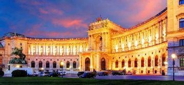 Prague, Munich And Austria