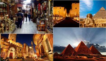 Egypt 4 Days Cairo Tour
