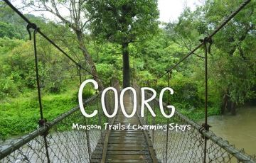 Wonderful Bangalore, Mysore, Coorg Package cost at Rs.12000