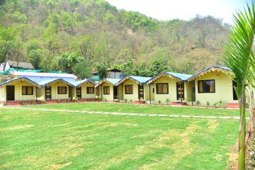 Rishikesh Riverside Jungle Camp  &  River Rafting