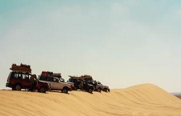 Cairo Tours White Desert Safari Adventure